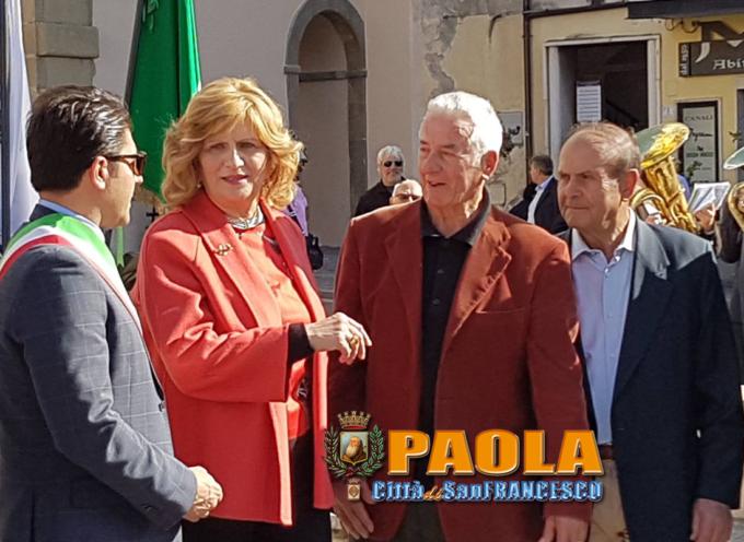 Paola – La Memoria dei Caduti nel discorso della dottoressa Maiorano