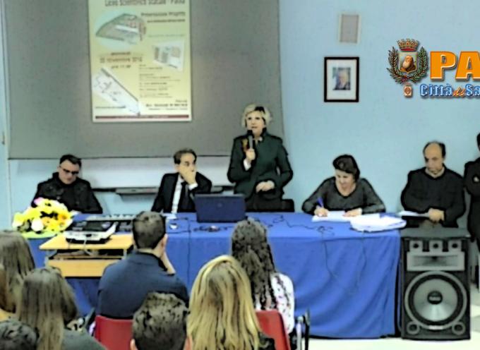 Paola – Liceo migliore grazie alla Provincia, soddisfatto Graziano Di Natale