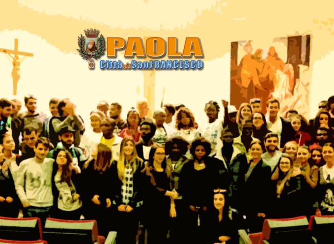 Paola – Mons. Francesco Nolè è testimone dell'integrazione in Città