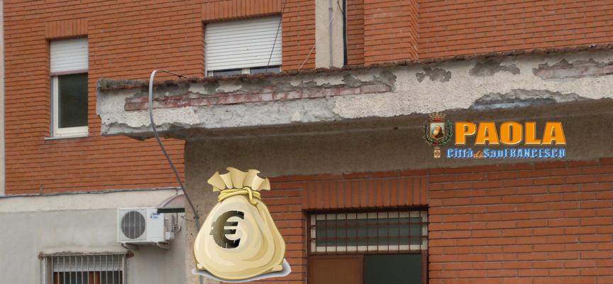Paola – Quasi 1.800 € di incarichi tecnici per concessioni demaniali e Sue