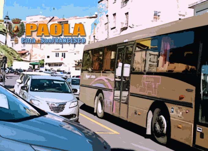 Paola – Il fronte del trasporto locale registra molti disagi per gli studenti