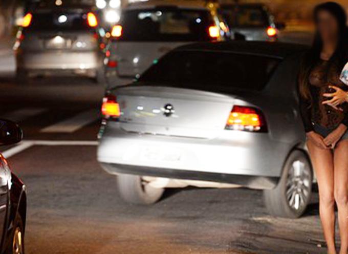 Prostituzione sulla Statale, verbali e sanzioni da parte della Polizia di Stato
