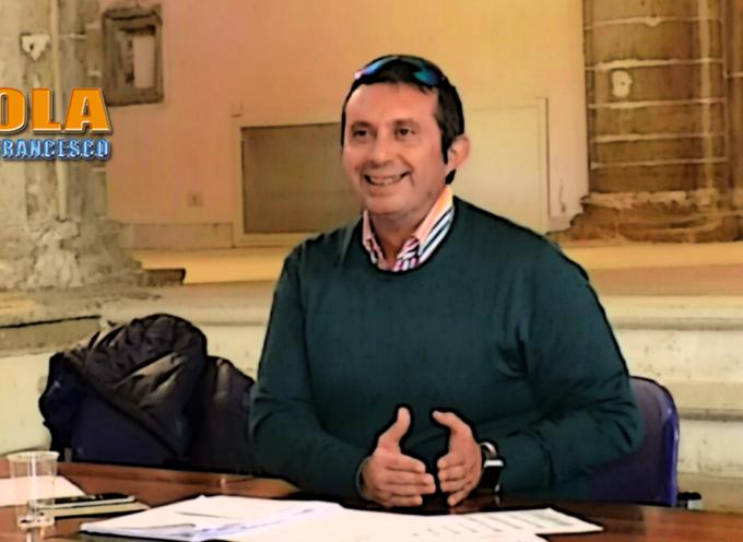 Paola – L'assessore Marco Cupello fa partire il Banco Alimentare