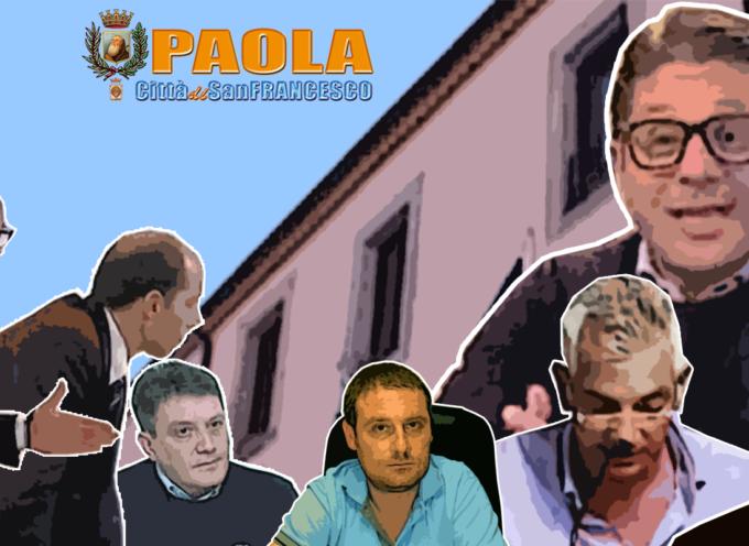Paola – Commissario, coordinatore e capogruppo: UNITI Udc, FI e Moderati