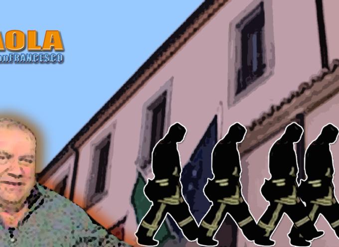 Paola – D'Angelo rompe silenzio sulla caserma VVFF e s'appella a Minniti