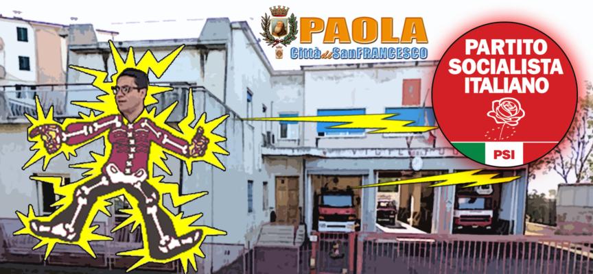"""Paola – I Socialisti """"fulminano"""" il sindaco Ferrari sulla via della Caserma"""
