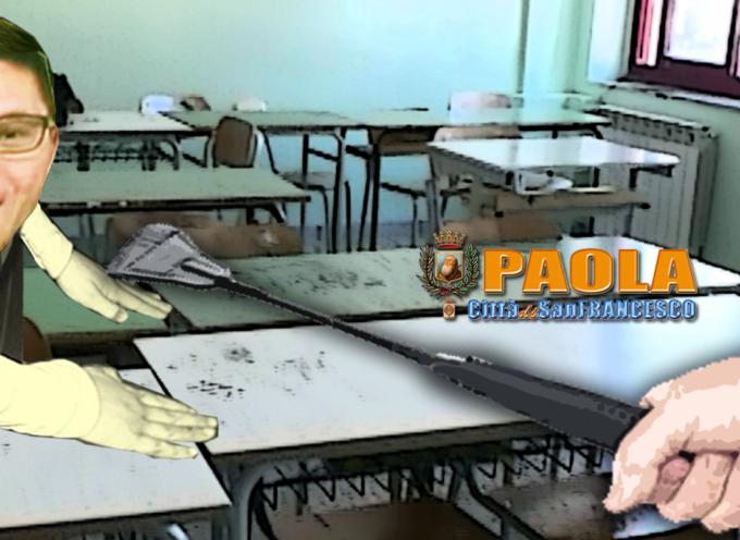 Paola – La minoranza bacchetta Basilio Ferrari per la gaffe contro Di Natale