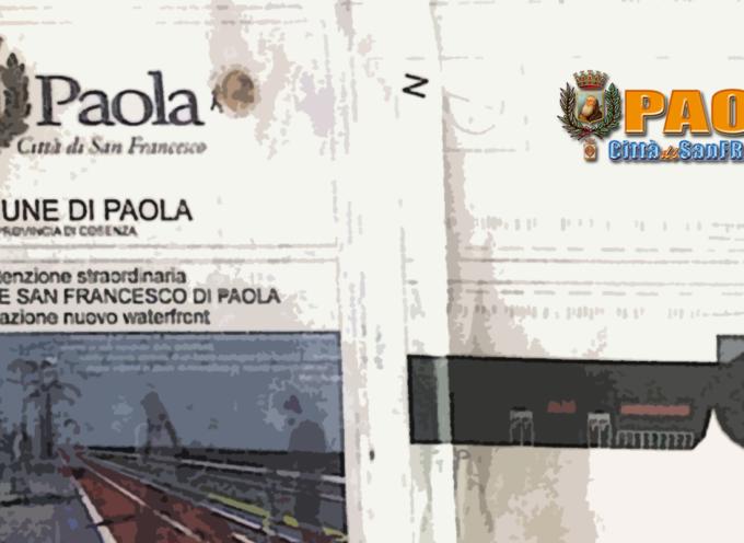 """Paola – I parcheggi appaiati al rilevato ferroviario? """"Sciocchezze"""" waterfront"""