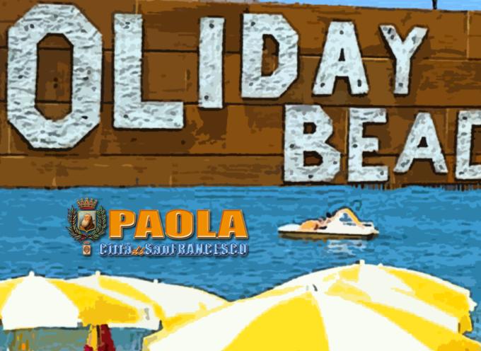 Paola – Roberto Pennestrì difenderà il suo Holiday Beach ancora una volta