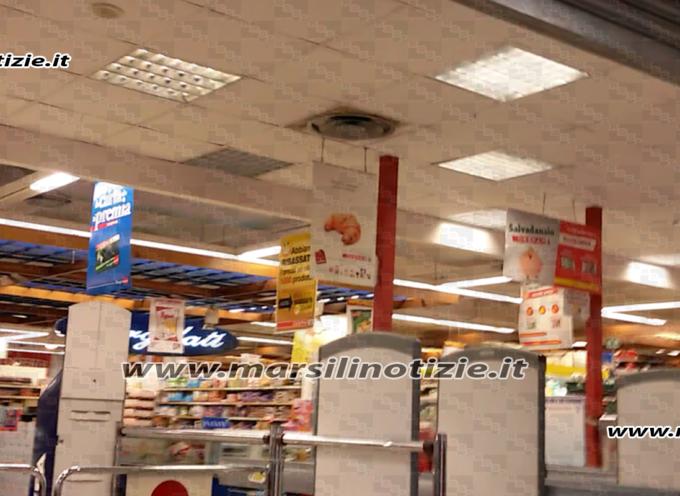 Paola – Tentano un furto alla Despar (valore 600€): arrestati due polacchi