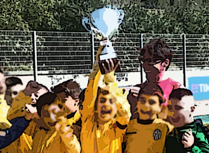 Junior Tim Cup – La Marcello Pasquino alza il Trofeo nel nome di Vito