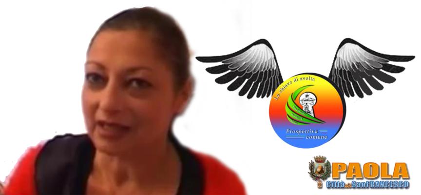Paola – La Politano lascia i falbiani: «La mia storia non è uno sponsor»