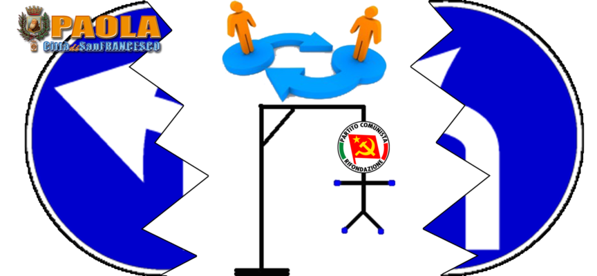 """Paola – La sinistra """"verace"""" si spacca, tra portatori di voto e """"suicidi"""""""