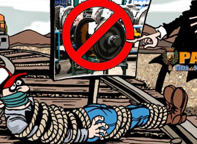 Paola – Ridimensionamento comparto ferroviario. Posti di lavoro a rischio