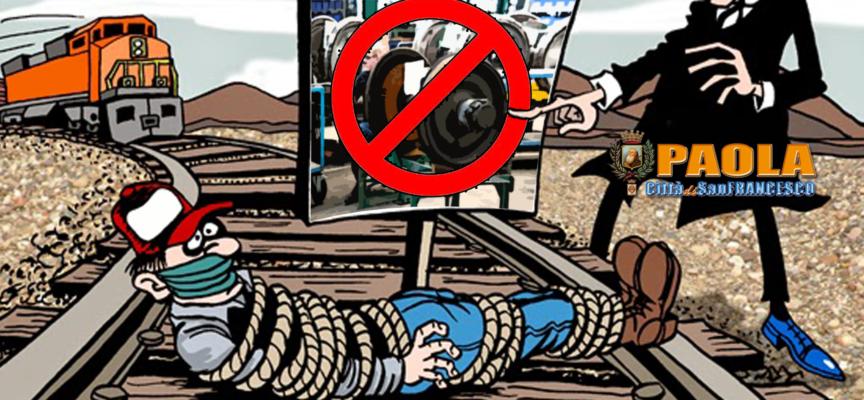 """Paola – Consiglio comunale aperto (del 13/10) inerente """"problemi ferroviari"""""""