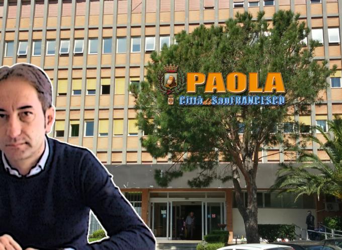 """Paola – """"Il Pronto Soccorso sarà ampliato"""". Parola di Graziano Di Natale"""