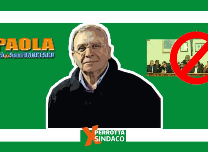 Paola – Pure Fedele contesta l'ultimo consiglio comunale: invoca il Prefetto