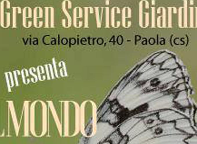 Paola – Il mondo delle farfalle fa tappa in città al Green Service Giardini