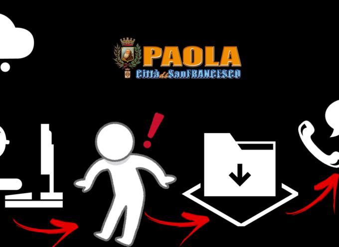 """Paola – Politici """"scrivono"""" e poi cancellano, ignorando lo """"SCREENSHOT"""""""