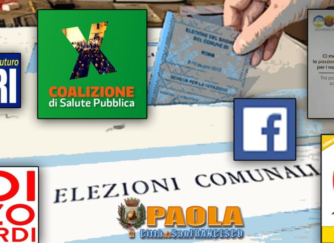 """Paola – Le reazioni """"social"""" di molti protagonisti politici dopo il primo turno"""