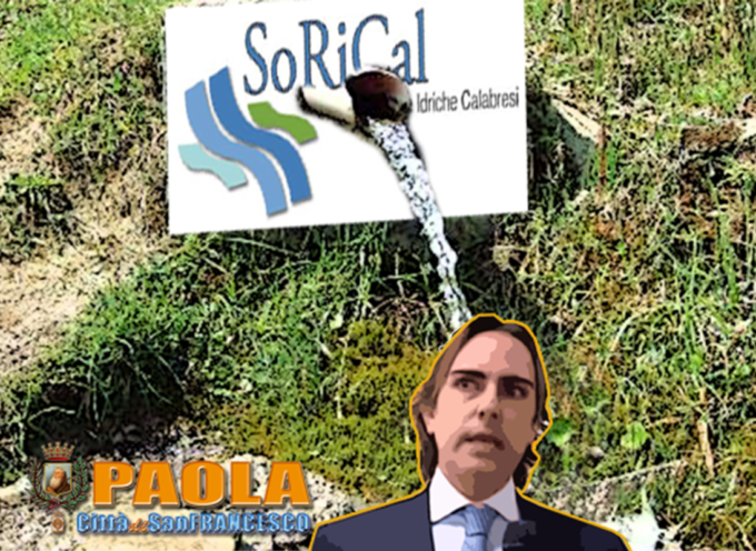 Paola – Dopo aver smentito il sindaco, Sorical zittisce pure il vice Sbano
