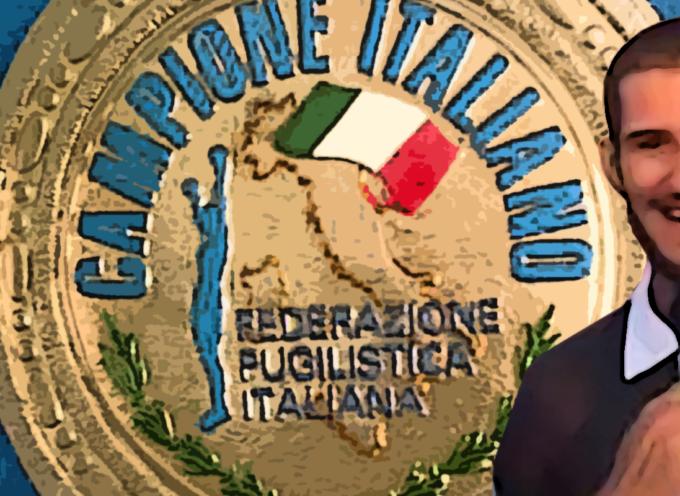 Boxe – Il Fuscaldese Dario Morello è Campione Italiano dei pesi welter