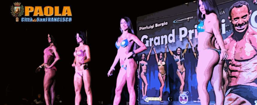 Paola – Il Bodybuilding incanta con la V Edizione del Grand Prix – VIDEO