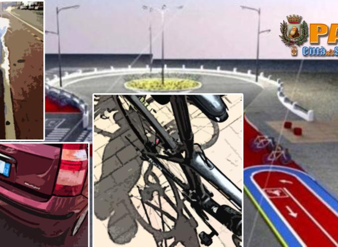 """Paola – Ciclista vittima di incidente su pista ciclopedonale """"non collaudata"""""""