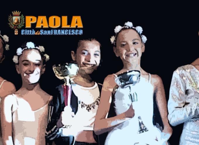 Paola – Bottino pieno a Rossano per allieve della scuola Rosalia Romagno