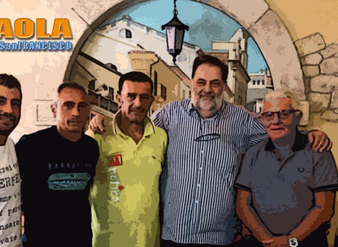 Paola – Presentata l'Enotica Club Pallavolo, la parola ai protagonisti