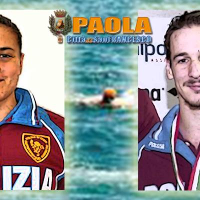 """Paola – Il nuoto celebra il 4° Trofeo """"S. Francesco"""", pure le Fiamme Oro"""
