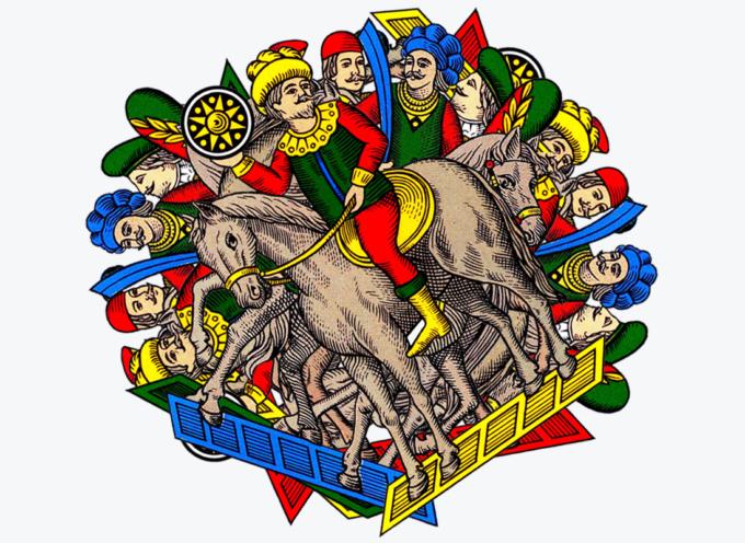 Città con il Nome di Donna – Cap XII – Il cavallo del tressette