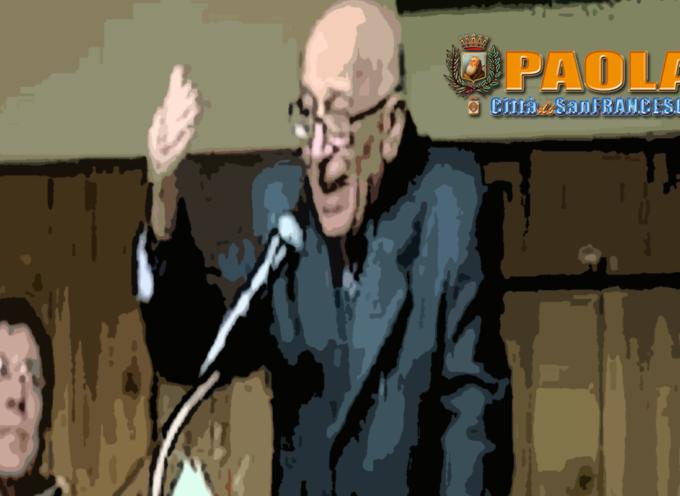 """Paola: La città perde un """"pilastro Storico"""", addio a Romano Napolitano – Vd"""
