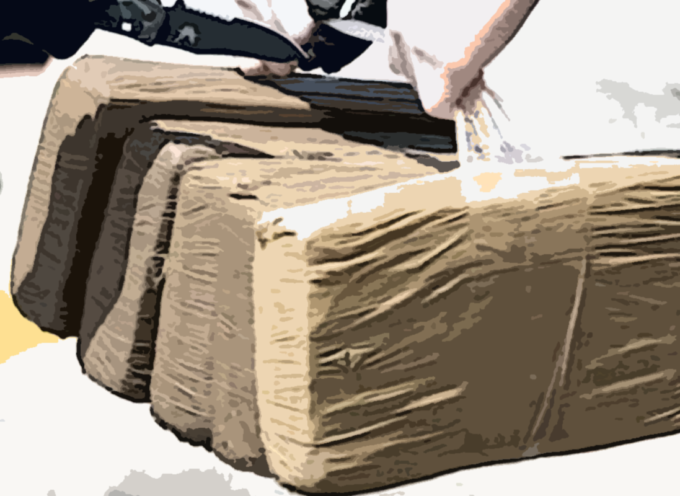 """28 KG di cocaina """"tolti"""" dal mercato calabrese: la GdF effettua sequestro"""
