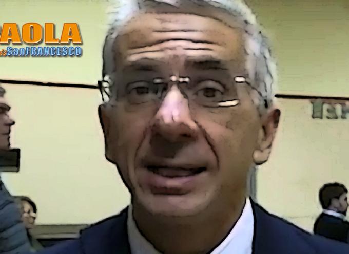 Paola – Dopo Ventura e Mannarino, un altro cittadino onorario sarà Ferri