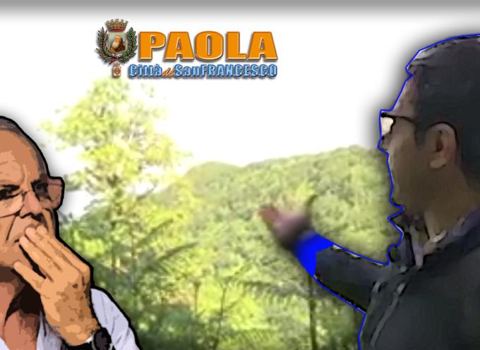 Paola – Pizzini a Ferrari: «Perché non hai tolto la convenzione montagna?»