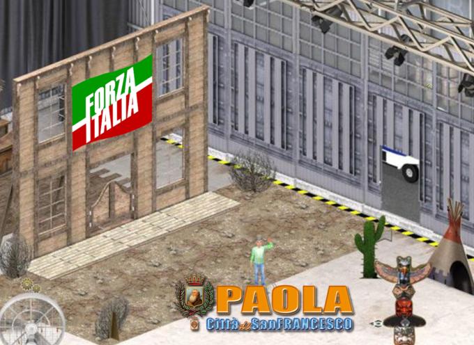 Paola – Forza Italia rischia di perdere consensi: paravento per pochi?