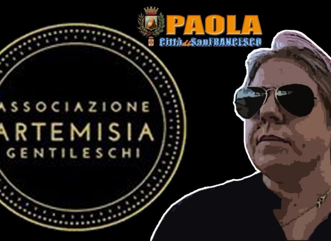 Paola – Contro la violenza in nome di Artemisia: parla Simona Nigro – Video