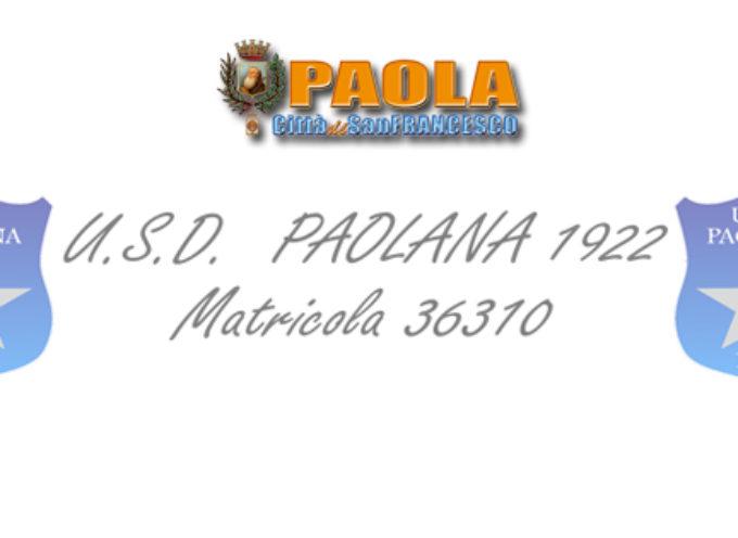 Un problema di salute alla base delle dimissioni del tecnico della Paolana