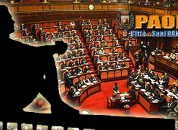 """Paola – Elezioni Nazionali 2018: la politica locale rischia la """"panchina"""""""