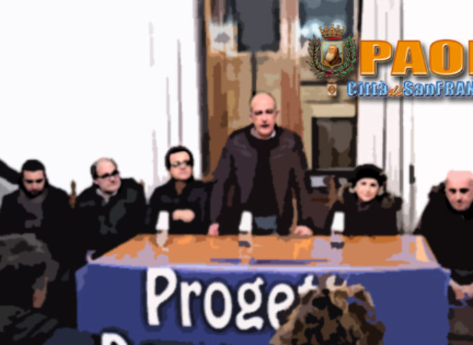 Paola – Nuova sede per Progetto Democratico, Pino Falbo: «Cresceremo»