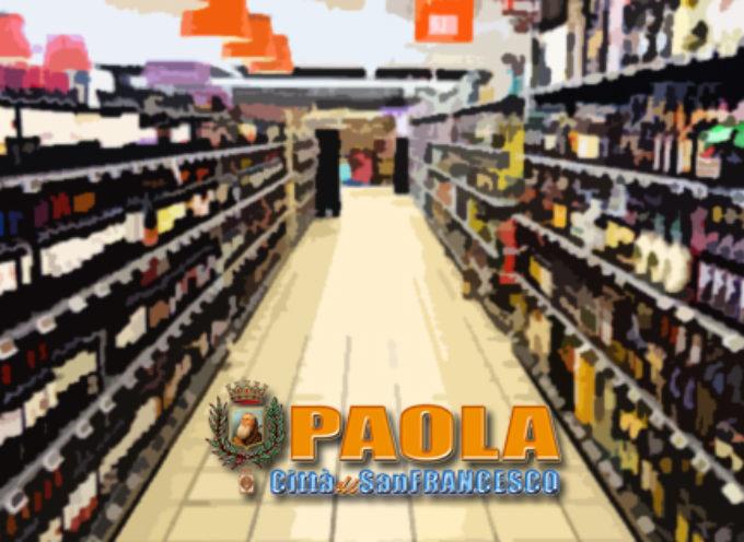 Paola – Nuovo furto (a distanza di un tempo breve) contro un bar tabacchi