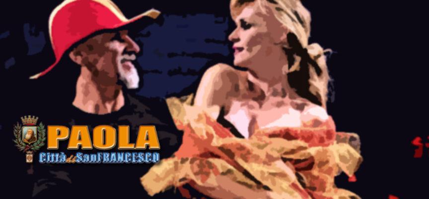 Paola – Stasera riprende la stagione teatrale con Serena Autieri all'Odeon