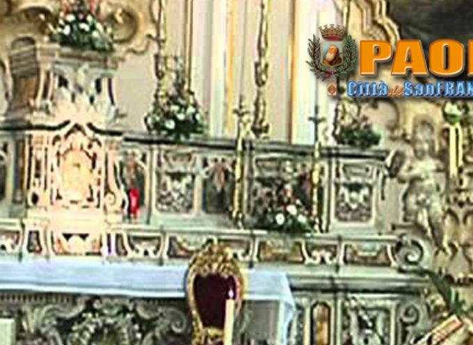 Paola – 300mila€ per restaurare la Chiese del Rosario e del Cimitero