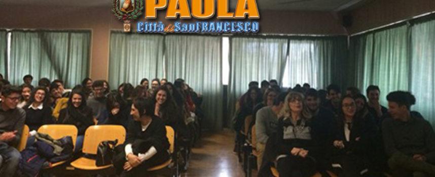 """Paola – Progetto di alternanza scuola-lavoro del liceo scientifico """"G. Galilei"""""""