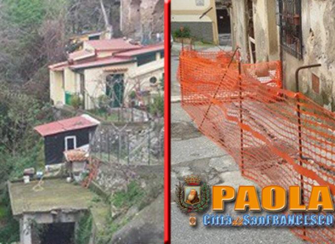 Paola – Riparata rete fognaria alla Rocchetta, rientra allarme inquinamento