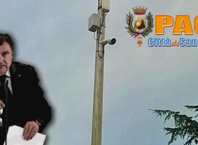 """Paola – Attivata videosorveglianza su zone """"sensibili"""" per abbandono rifiuti"""