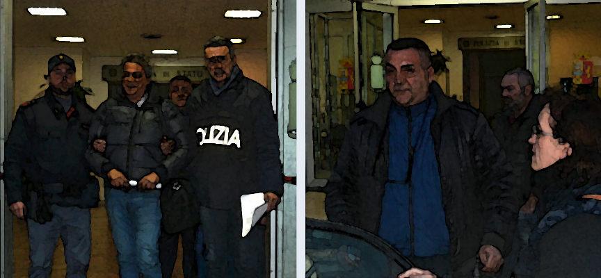 """Paola: Dopo arresto dei """"coltivatori di Maria"""", gli agenti li portano in carcere"""