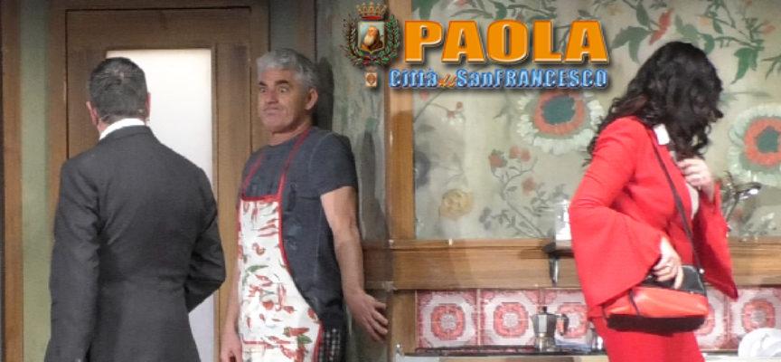 Paola – VIDEO: Metti una sera a Teatro con Biagio Izzo – Interviste