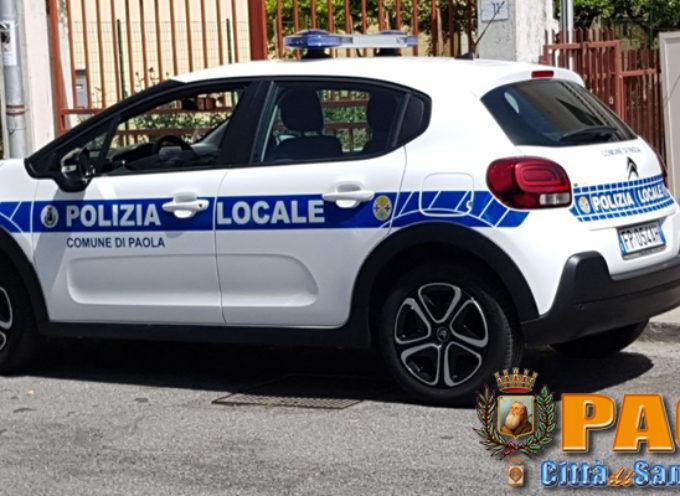 Paola – Due automobili nuove per la Polizia Municipale